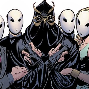Court of Owls: The New 52