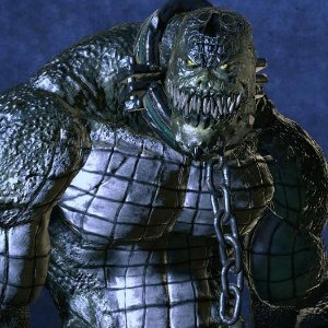 Killer Croc Batman: Arkham Asylum