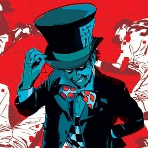 The Mad Hatter: Cover art for Gotham Central #20