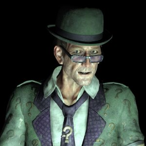 Riddler: Batman: Arkham City