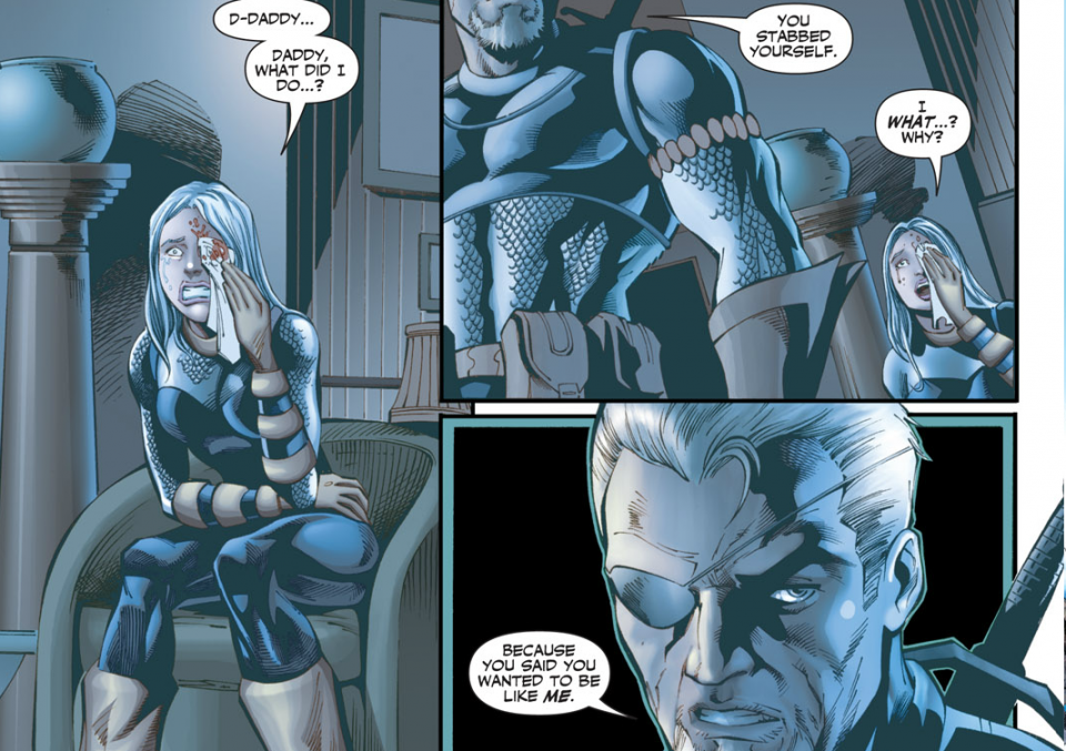 Rose Wilson/The Ravager 2413185-eye