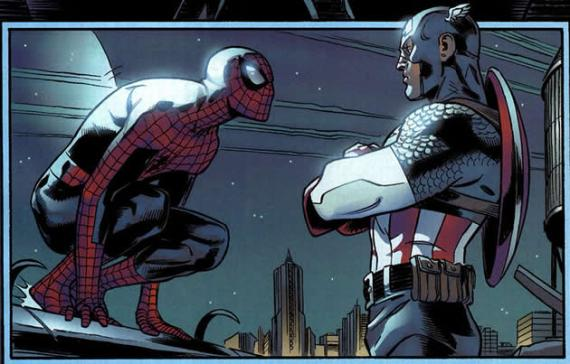 spider-man-amazing-civil-war-cap-spidey-sony-hacks-reveal-marvel-wants-spider-man-for-captain-america-civil-war