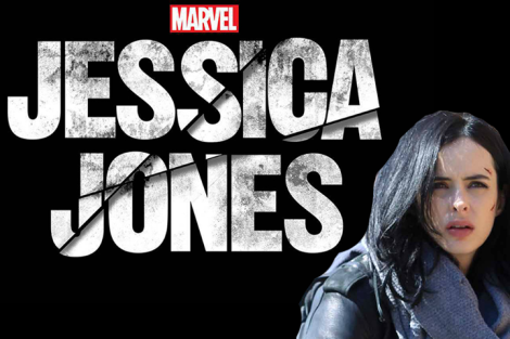 Marvel's Jessica Jones Releases First Full Trailer